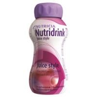 Nutridrink Juice Style drinkvoeding Bosvruchten 4x200ml