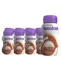 Nutridrink drinkvoeding Chocolade Voordeelverpakking 6 pakken van 4x200ml