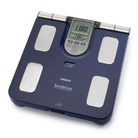 Omron BF511 Body Composition Monitor Blauw
