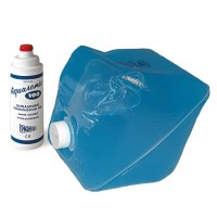 Aquasonic 100 contactgel Blauw 5 liter