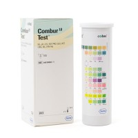 Combur 10 urine teststrips