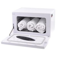 Handdoekverwarmer klein met UV lamp