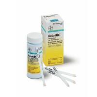 Ketostix urine teststrip 50 stuks