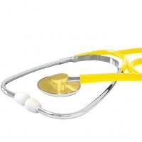 Stethoscoop standaard model Geel