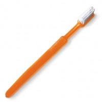Wegwerp tandenborstels met tandpasta Oranje 100 stuks