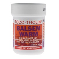 Toco Tholin Balsem Warm 35ml