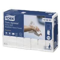 Handdoekjes Tork Premium Interfold Extra Soft