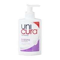 Unicura handzeep Balance pompflesje 250ml