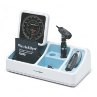 Welch Allyn Green Serie diagnostische bureauset