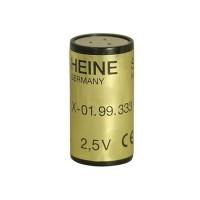 Heine oplaadbare batterij 2,5V S2Z