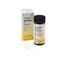 Multistix 5 urine teststrips 50 stuks