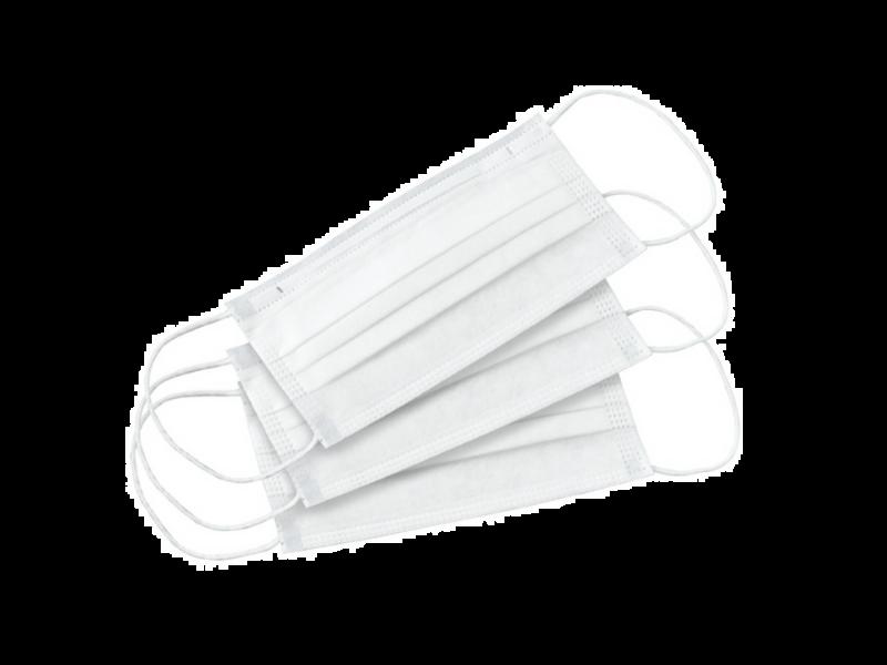 Afpro mondmaskers 3-laags (Type IIR)