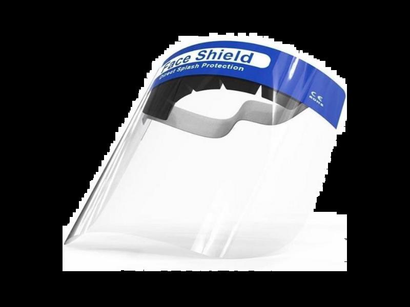 Face Shield herbruikbaar spatmasker