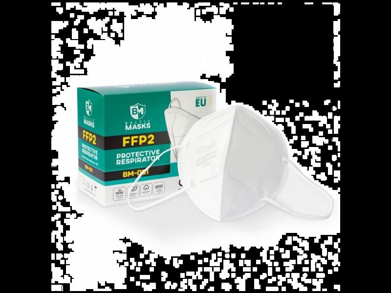 FFP2 mondmasker gecertificeerd