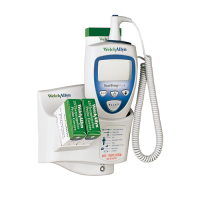 Welch Allyn Suretemp Plus 692 thermometer rectaal wandmodel