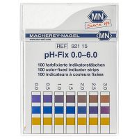 pH-Fix indicator strips 0 - 6.0