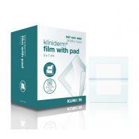 Klinion Kliniderm Film met Pad wondpleister steriel 5x7,2cm