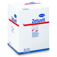 Zetuvit absorberend kompres niet steriel 20x20cm