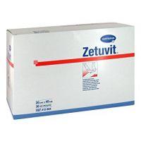 Zetuvit absorberend kompres niet steriel 20x40cm
