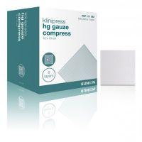 Klinion gaaskompres HG steriel 8-laags 10x10cm 100 stuks