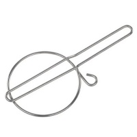 Sibel klemring / houder voor harsblikken