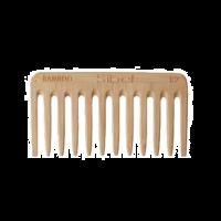 Sibel antistatische bamboe kam B2 10,2cm