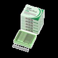 50 reserve mesjes voor Sibel scheermes model feather Type WG