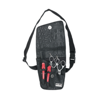 Sibel Trio schaarholster voor 3 scharen zwart