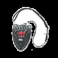 Sibel Boy 7 schaarholster voor 7 scharen zwart