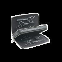 Sibel Wallet scharenetui voor 6 scharen zwart