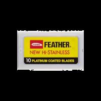 Feather Double Edge scheermesjes 10 stuks