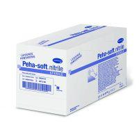 Peha-soft Nitrile steriele handschoenen poedervrij 100 stuks