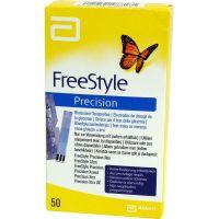 Freestyle Precision teststrips 50 stuks