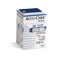 Accu-Chek Aviva test strips 50 stuks
