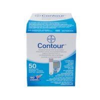 Contour teststrips 50 stuks