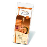 Biosun oorkaarsen Wellharmony Orange 10 stuks