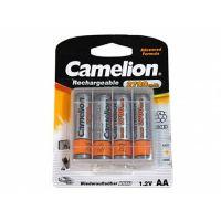 Camelion AA batterij oplaadbaar Ni-MH 2700mAh 4 stuks