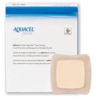 Aquacel Foam adhesief schuimverband 10x10cm