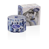 CureTape Art Army Blue 5cm x 5m 1rol