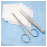 Onthechtset steriele disposable instrumenten set