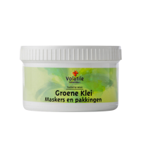 Volatile groene klei poeder 150 gram