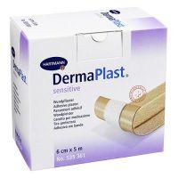 Dermaplast Sensitive wondpleister 5m x 6cm