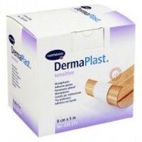 Dermaplast Sensitive wondpleister 5m x 8cm