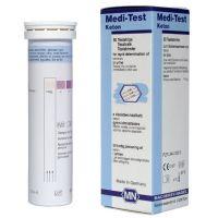 Medi-Test Ketonen urine teststrips