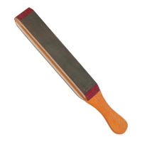 Barburys Lederen Slijpstok met vulling