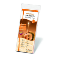 Biosun oorkaarsen Wellharmony Orange 10 stuks