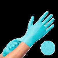Comforties Soft Nitril Easyglide handschoenen Turquoise