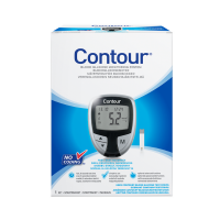 Contour glucosemeter startpakket