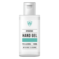 Desinfecterende handgel 75% alcohol 100ml