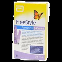Freestyle Precision ketonen teststrips 10 stuks